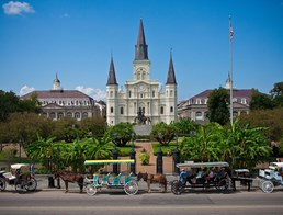 Image of St. Louis Cathedral