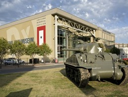 Image of WWII Museum